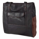 OB-1760 Derek Alexander Triple-Compartment NS Shopper