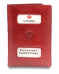 50171 606-0427 Mancini  Passport Black or Red